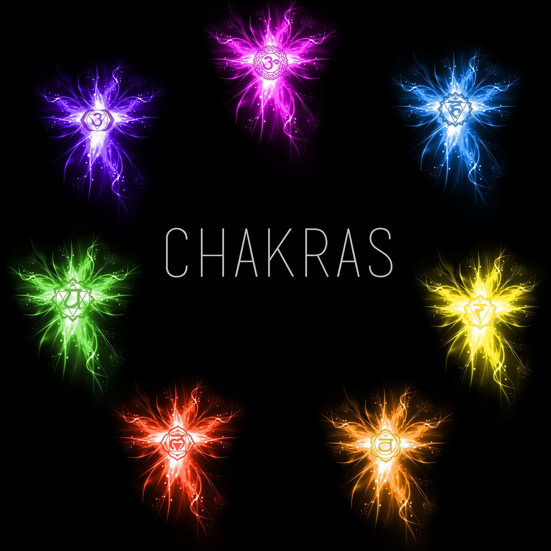 [Yoga Nidra] Série Voyage au coeur des Chakras