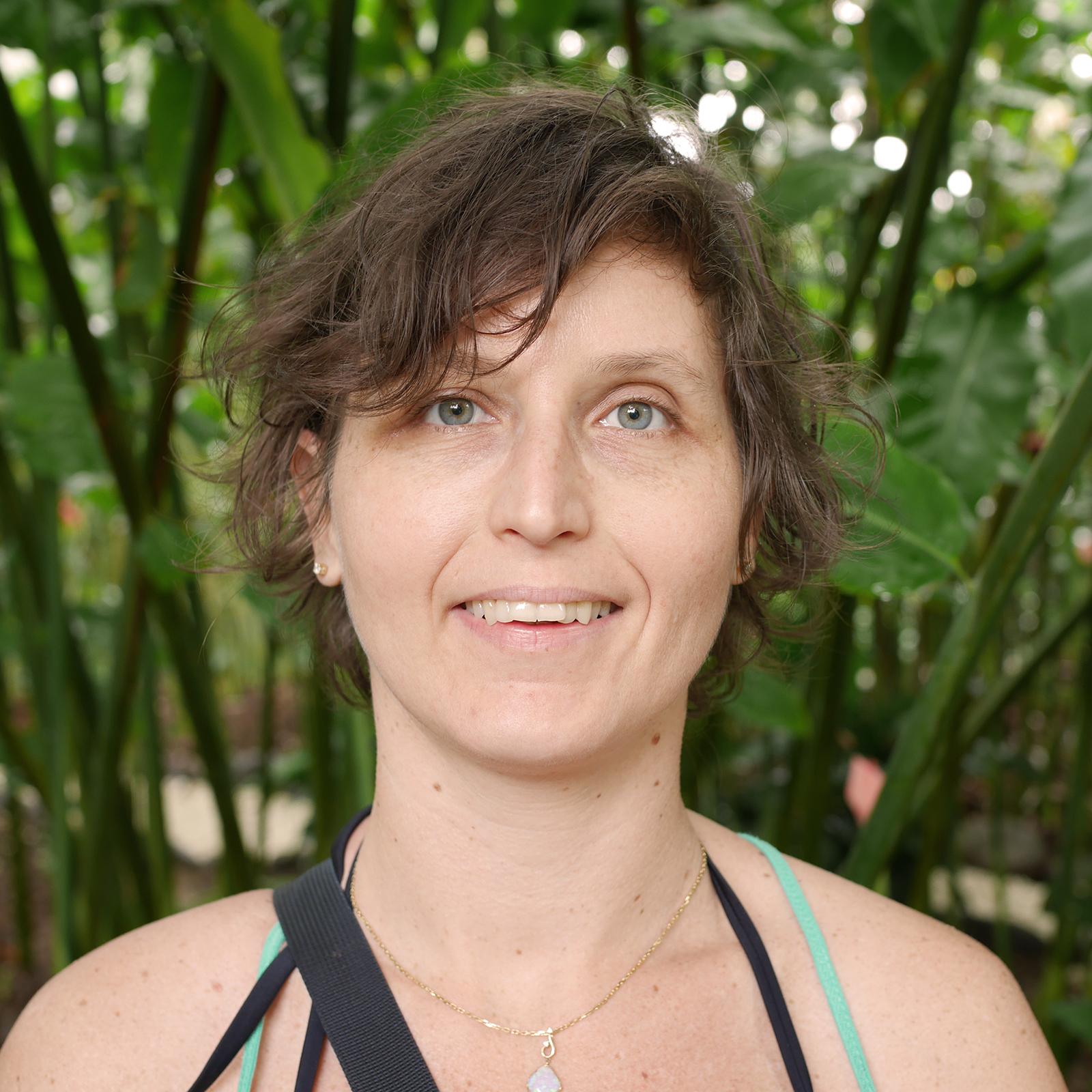 Portrait de Loetitia Monge format carré
