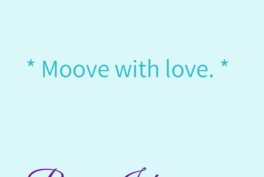 Moove with love