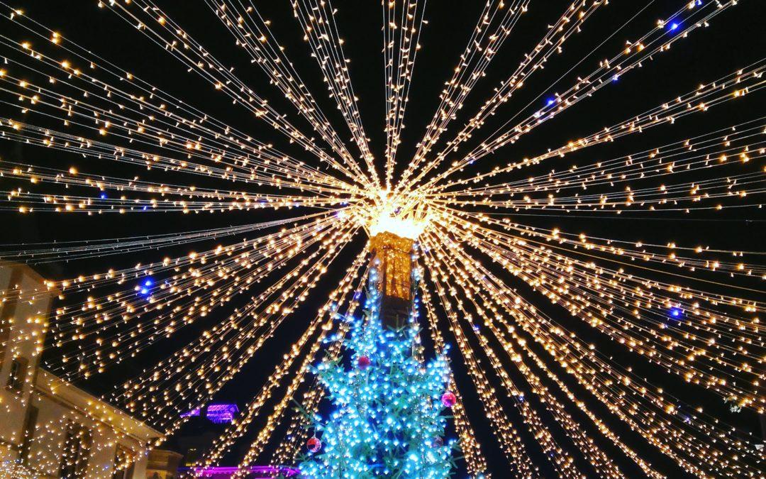 La pause des vacances de Noël